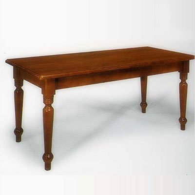 Tisch, Esstisch Toulipier-Holz cm 160x85 - Italienischer Produktion - Italienischer Produktion