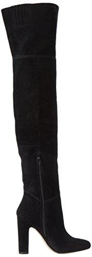 ALDO Damen Nakina Langschaft Stiefel Schwarz (Black Suede / 91)
