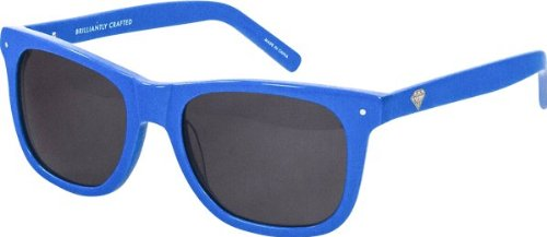 Diamond Supply Co Vermont Royal Blue - Sunglasses Co