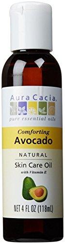 Avocado Cacia Aura (Aura Cacia Skin Care Oils - Avocado - 4 oz)