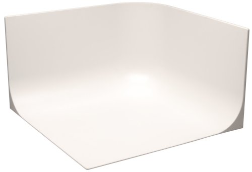 MyStudio MS20CYC Professional Table Top Photo Studio Seamless Photo Cyc Background for Product Photography, 20''x 20''x 12'' by MyStudio
