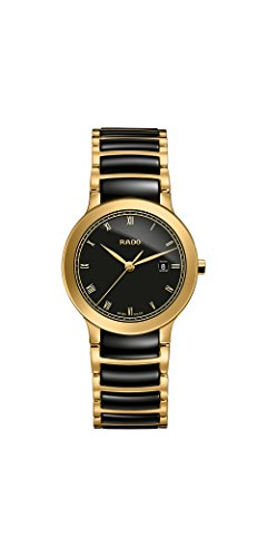 Rado-Centrix-Black-Dial-Ladies-Watch-R30528152
