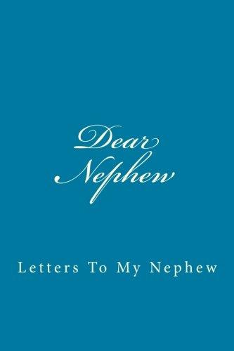 Dear Nephew: Letters To My Nephew pdf