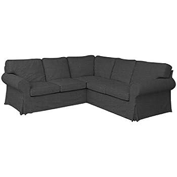 Amazon.com: The Thick Cotton IKEA Ektorp 2 2 Sofa Cover ...