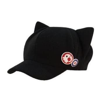 cat ear baseball cap ebay black this item rebuild hat costume japan import