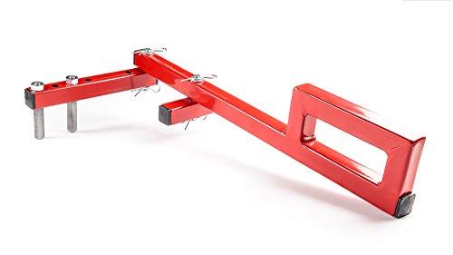 (Floor Decking Tool Board Bender - Hardwood Bow Wrench Deck Board Straightener Flooring Jack Straightening Tool - Push & Pull - Extremely Adjustable Gripper Fits 2