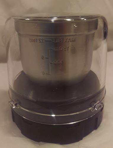 Ninja 12-Tablespoon Coffee & Spice Grinder Attachment Measures 4.3' L x 4.1' W x 4.1' H