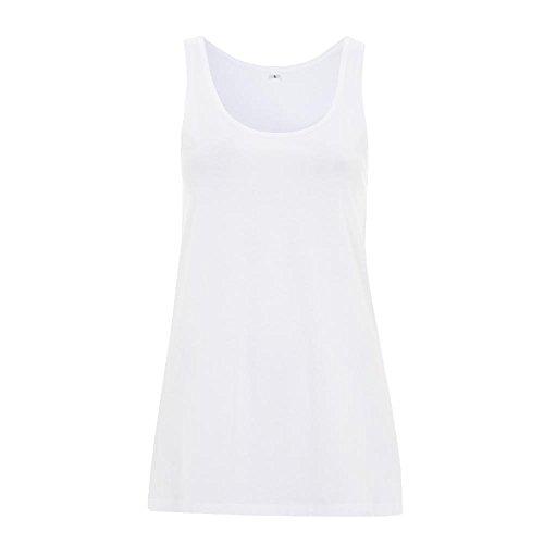 Continental - Women's Longtop Tunika / White, L