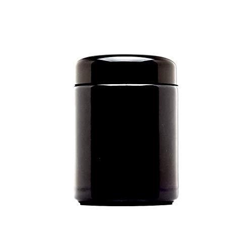 MIRON Violettglas 250ml - Ultraviolet Storage Container | Airtight Smell Proof | Screw Top Jar