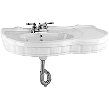 Bathroom Console Sinks White China Southern Belle Sink Part |Renovatoru0027s  Supply