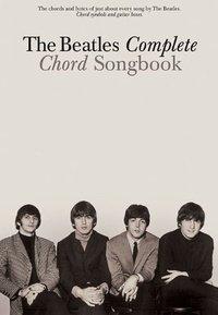 Beatles Complete Chord Songbook ()