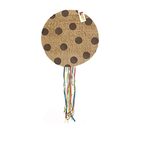 APINATA4U Chocolate Chip Cookie Pinata Pull Strings Style