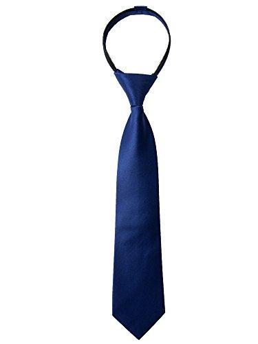 Navy Blue Zipper - 4