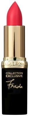 L'Oreal Paris Colour Riche Collection Exclusive Reds, Freida's Red [405] 0.13 oz (Pack of 3)