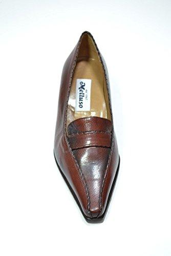 Melluso Decolte' caramello scarpe donna E5235