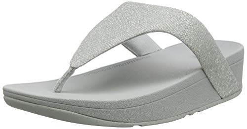 e8e39a168 Fitflop Women s Lottie Toe Post - Holiday Glitz Open Sandals  Amazon.co.uk   Shoes   Bags