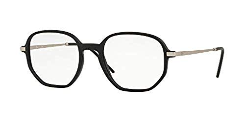 50 Black 0rx7152 ban Gafas Monturas Ray De Unisex Rubber 5UTn0nf8w