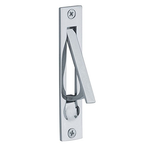 Chrome Edge - Baldwin 0465.260 Edge Pull, Chrome