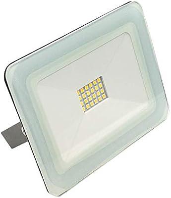 Trango – Foco LED (20 W, 12 V a 24 V AC/DC Faro proyector 3000 K ...