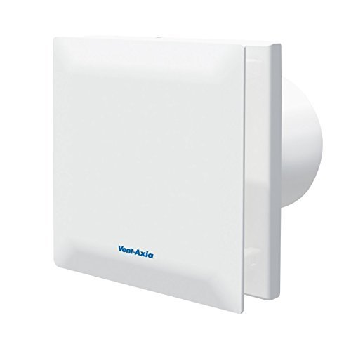 Vent-Axia Silent Timer Extractor Fan VASF100T 100mm 14dBA