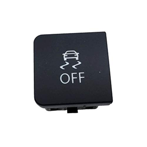 Fincos Brand New Genuine ESP Off ASR Switch Button with Harness/Cable 5K0 927 117 1KD 927 117 for V.W Jett.a MK5 Golf 6 MK6 - (Color: ESP - Jett Golf