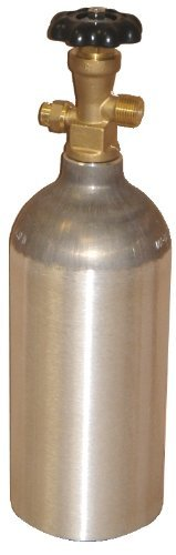 Helium Tank Refill (Luxfer CO2 2.5 LB Aluminum Cylinder Tank CGA 320)