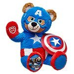 build a bear captain america - 2