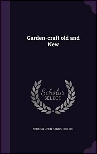 Book Garden-craft old and New