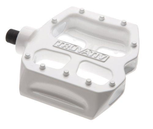 - Truvativ Holzfeller Pedals (White)
