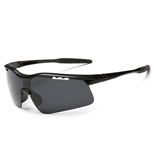 A-Roval Men Polarized Rectangular Sportive Plastic - Bolle Sunglasses Closeout