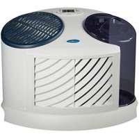 EssickAirCompany Humidifier Table Top Wht/Blue, Sold as 1 Each