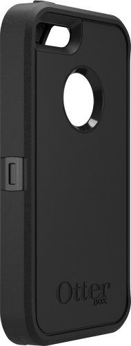 OtterBox Defender Series Case for iPhone 5/5s/SE - Black - Frustration Free Packaging by OtterBox (Image #12)
