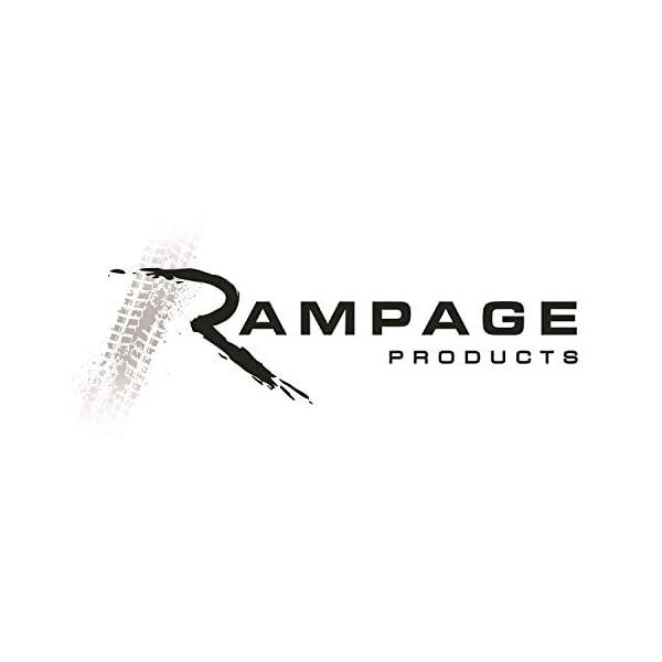 Rampage 99306 Black Rock Rage Wrangler Jk 07-18
