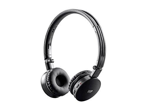 Monoprice Lightweight Bluetooth Wireless Headphones