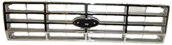 OE Replacement Ford Grille Assembly (Partslink Number FO1200118)