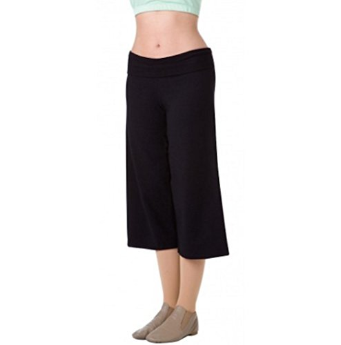 Body Wrappers Crop Pant - Body Wrappers Women's Crop Pant (624) (X-SMALL)