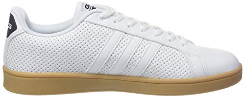 White Blanco 0 CF para Black Footwear de Advantage Hombre Footwear Adidas Tenis White Core Zapatillas xpwzZUnq0