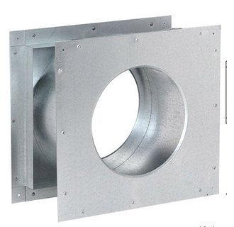 Wall Thimble Direct Vent (Stove Pipe Through Wall)