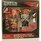 Disney Cars 3 GROOM & GO Mirror, Play Razor, Shave Brush, Sh