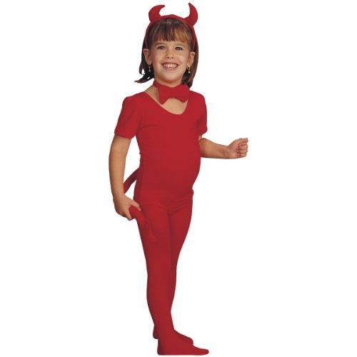 [Rubie's Costume Child's Devil Costume Accessory Kit] (Easy Male Villain Costumes)