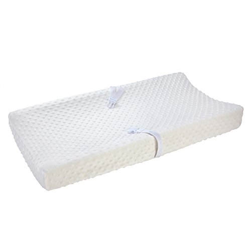 Carter's Changing Pad Cover, Solid Ecru, One Size ()
