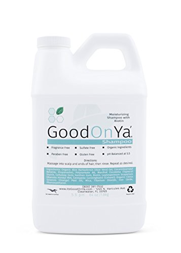 Moisturizing Shampoo with Biotin by GoodOnYa (64 oz) by GoodOnYa