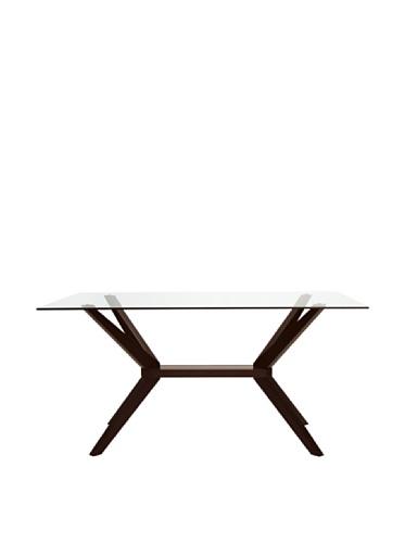Greenwich Coffee (AEON Furniture Greenwich Dining Table in Coffee)