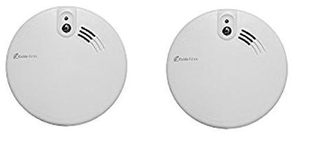 Kidde - Detector Humo Firex KF2 4973 con Conexión a La Red Eléctrica Óptico: Amazon.es: Bricolaje y herramientas
