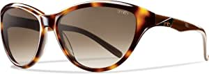 Smith Optics Cypress Sunglass, Brown / Brown Gradient Cr39