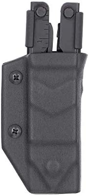 Clip & Carry Kydex Multitool Sheath for GERBER MP600 ~Fits bluntnose & needlenose models~ Made in USA