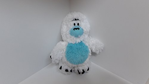 TOTAL BLOW-OUT - Yeti - The FROZEN Snow Puffle Monster 7' Plush - A Club Penguin VALUE DEAL = No Coin or Code - Yeti Snowman Puffle - Whille Current Special Supply Lasts!]()
