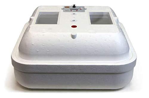 (2370 - Electronic Thermostat Hova-Bator Incubator (Optional Egg Turner) (1610 Egg Turner w/ 6 Universal & 6 Quail Racks))