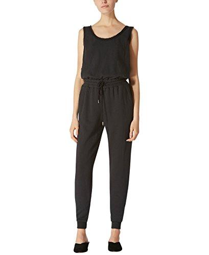 New Avec Les Filles Joyce Azria Knit Jumpsuit (Black) hot sale