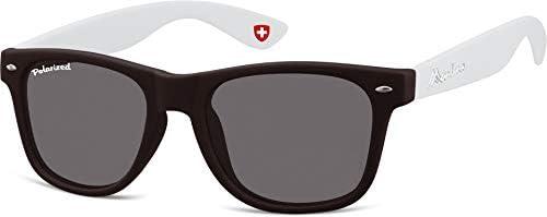 TALLA Talla única. Gafas de sol de Montana Gafas Sunoptic MP40 en negro